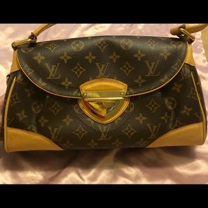 LOUIS VUITTON BEVERLY MM AUTHENTIC EUC
